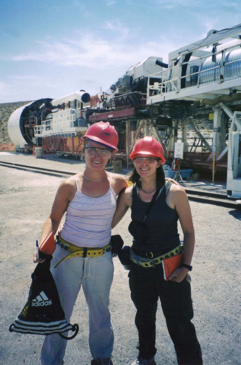 Leslie at Yucca